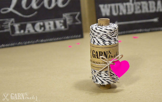 GARN_MEHR_Valentine_bakerstwine_schwarz-weiss_blackwhite_gift_leinen_neon