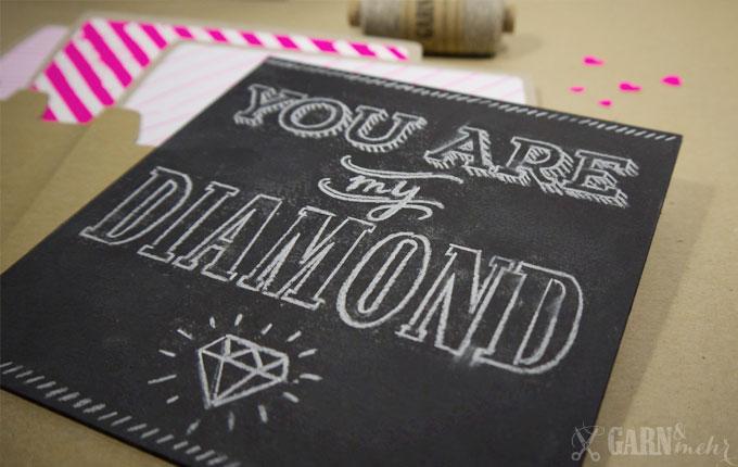 GARN_MEHR_Valentine_tafelbild_chalkboard_diamant_diamond_twine_neon