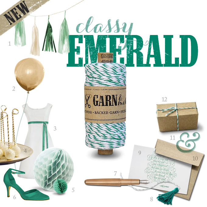 garnundmehr_newcolor_classy_Emerald__Smaragd_bakerstwine_baeckergarn_cakepops_tassel_quaste2